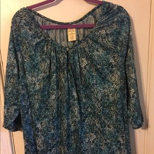 Top by Faded Glory size 2X